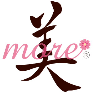 MORE美ロゴ